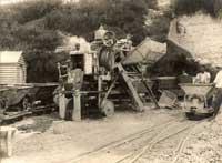 1930's Concrete Mixer