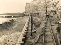 1930's Wall Construction East