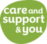 care and support and you logo
