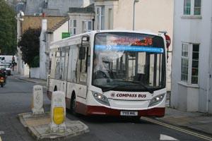 Compass bus