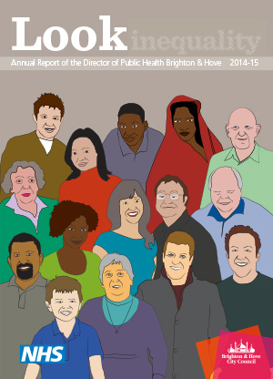 Director of Public Healh Annual Report 2014-15 cover