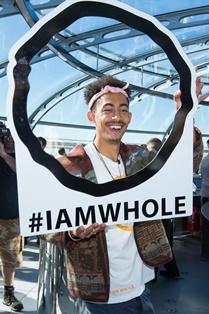 #IAMWHOLE