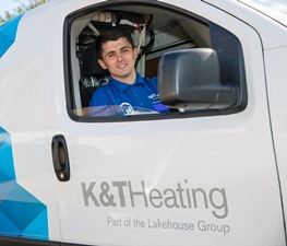K & T Heating photograph
