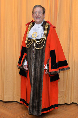Mayor of Brighton & Hove, Councillor Mo Marsh