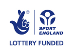 Sport England & Lottery Funded