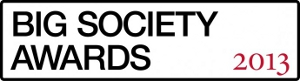 TAKEPART Big Society Award 2013 (small logo)
