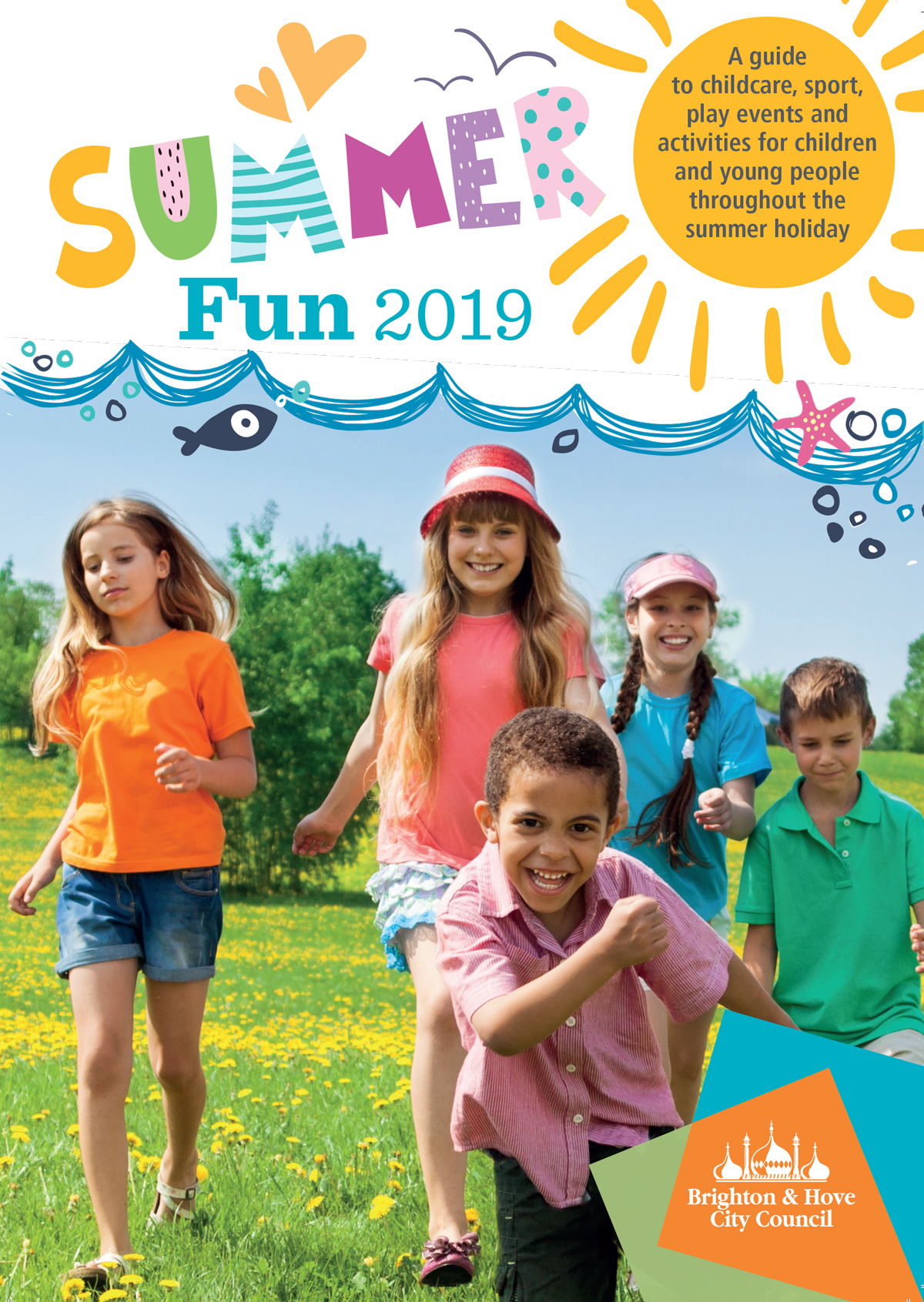 Summer Fun 2019 cover