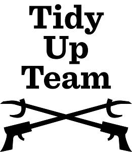 Tidy Up Team logo