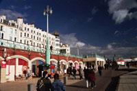 seafront imageat brighton fishing museum - artist quarter