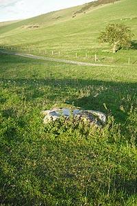 Balsdean Church site