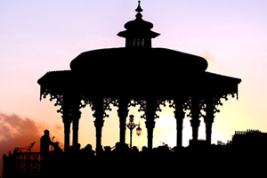 Bandstand 300 x 200