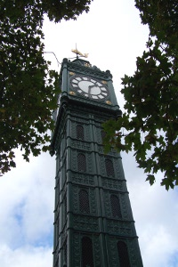 blakers park clock tower