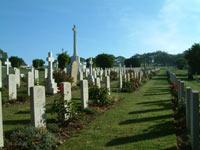 Borough Cemetery - Bear Road