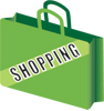 small icon of a shopping bag