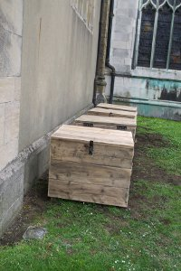 composting at St Peters