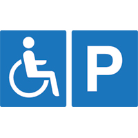 ... for a Blue Badge. In some areas Blue Badge holders can park for free: http://www.brighton-hove.gov.uk/content/parking-and-travel/parking/disabled-parking