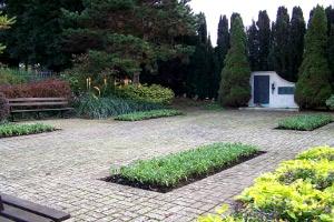 Easthill Park war memorial