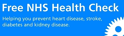 Free NHS Health Check banner