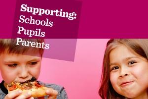 school meals support schools, pupils and parents