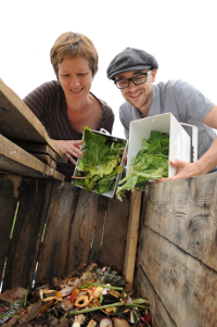 Community composting scheme