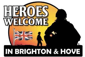 Heros Welcome national website