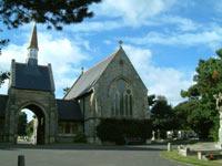Hove Cemetery Chapel