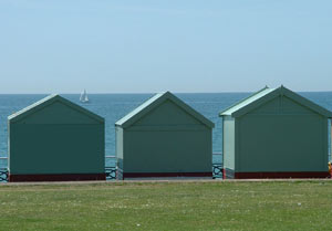 brighton beach beach huts