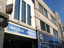 imperial arcade