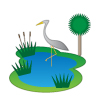 local nature reserve icon