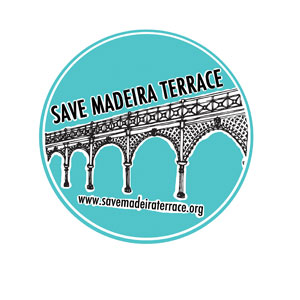 Madeira Terrace logo