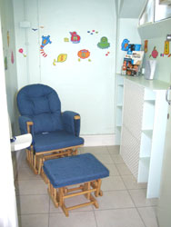 nursing room