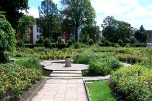 Preston Park Rose Garden