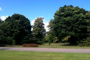 Preston Twins at Preston Park