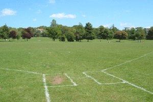 preston stoolball pitch