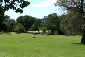 Queens Park view