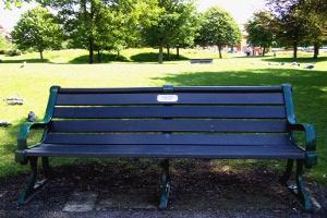 Queens Park Bench