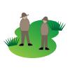 park ranger icons
