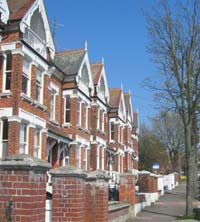 Houses in Brighton & Hove