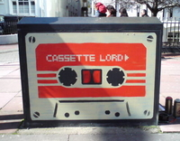 small image of an exchange box with cassette lord painted on