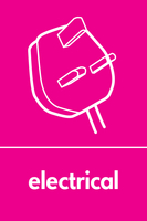small icon of an electrical plug