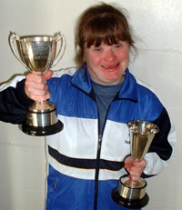 shaz with cups
