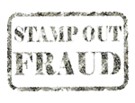 Stamp out fraud