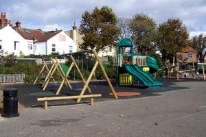 Stoneham Park Playground