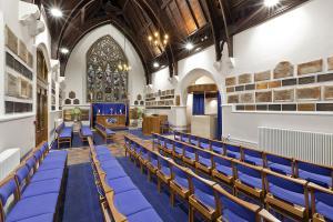 North And South Chapels At Woodvale Crematorium Brighton