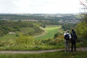 hollingbury journey on walks