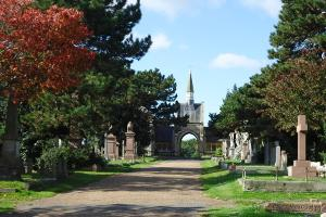 Hove cemetary