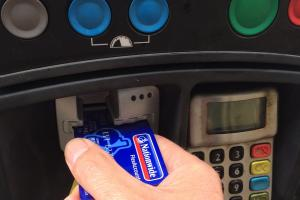 new machines could take chip and pin or contactless payment