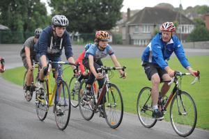 Go-Ride Racing at Preston Park Velodrome