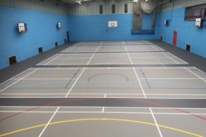 Portslade sports centre after refurbishments