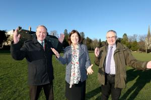 Stanmer Park Lottery bid